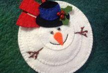 christmas decoration / díszek készítése, dekorációs ötletek Karácsony ünnepéhez.