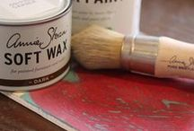 Annie Sloan Chalk Paint / アニースローンチョークペイント
