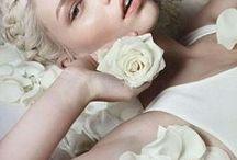 White Dreams / White, Etheral, Dreamy, Fantasy, Texture, Embellishment, Volume