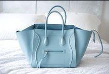 Blue / #blue #fashion #things