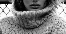 The Wool Effect / Knitwear, Chunky Knit, Wools, Textures