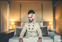 Sherwanis and more / Gone are the days when would-be-grooms would be troubled by limited styling options for their different wedding ceremonies.