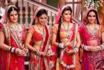 Bollywood Brides / Ravishing Bollywood beauties and their wedding looks.