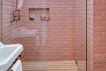 Wash yo' self / Bathroom inspo