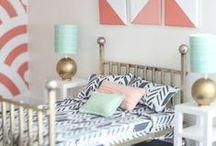 Dollhouse Decor / Tiny interior design and room decor for dollhouses.