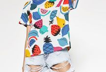 Food Fashion / Food themed jewelry, accessories and outfits.