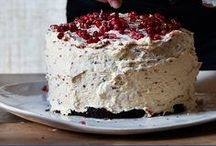 Cake Recipes / Delicious cake recipes for birthday ideas, special occasions and more.