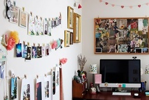 HOME: decorating ideas / Would love to be able to implement some of these decorating ideas into our next home.