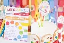 EVENTS: party inspiration / Lots of fun party themes and ideas! / by Karen Ziemkowski