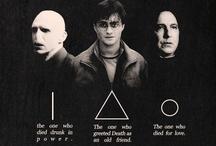 FANDOM: harry potter / I'm a huge fan of everything Harry Potter.