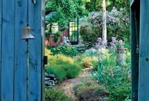 HOME: gardens & gardening