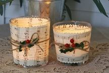 CHRISTmas Craftin' / ~ Oh what fun it is to make crafts at Christmas time ~ / by Berry Homespun Primitives