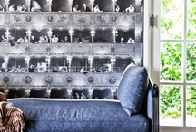 Into Interiors / by Marley Bellwood