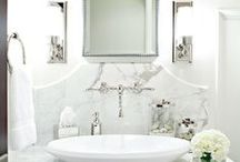 Bathroom Inspiration / by Shannon Hunt