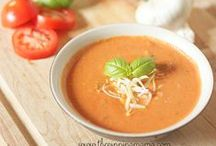 Food: Soup / by Priscilla Hedlin| Wheelchair Mommy