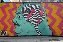 Street art | Intervenções