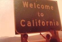 California Road Trip, Summer 2012 / by Sydney Cherniawsky