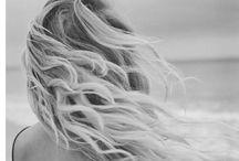 let your hair down / by Raquel Radenbaugh