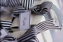 Brown Paper Packages Tied up with Bows