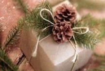 Unwrappings / Gift wrapping ideas / by Molleigh Faerber