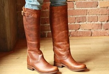 Boots, Boots & More Boots.... / by Jaimee Ebert