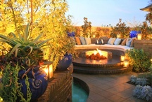 Outdoor spaces / Some favorite ways to extend your living space to the great outdoors.