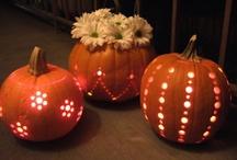 Pumpkin Carvings.... / by Jaimee Ebert