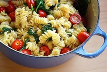 FOOD: one pot dinners / For those nights when something easy is the only thing that will work for dinner.