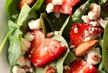 FOOD: healthy lunches / Lots of yummy and healthy ideas for the mid-day meal.
