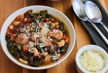 FOOD: soups, stews, etc / The ultimate comfort food.