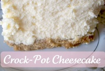 CROCKPOT: drinks, desserts, and more