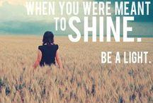 Shine!! / Lavish Sisterhood Woman's conference April 4-5, 2014 / by Charity Burner