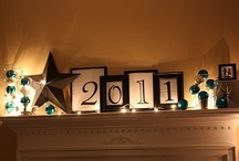 January Decor / by Raymie White
