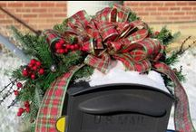 Christmas Decor / Ideas and tutorials for Christmas decorations / by Raymie White