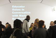 Art Class: Artists Talk / by Audry Rider