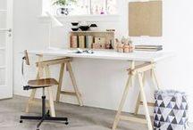 Desks as a place where magic happens