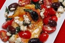 Greek Eats / by Taylor Barnes