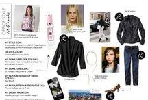 Style Profile / Profil de style / Style Profile is a collection of now-hot items as curated by a Reitmans employee / Profil de style vous donne un coup d'oeil sur les goûts de l'heure d'une employée Reitmans / by Reitmans