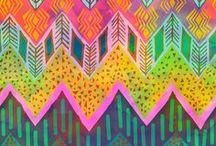 ART: beautiful artwork & illustrations / Gorgeous paintings, drawings, digital creations, and more. / by Karen Ziemkowski