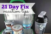 Food: shakeology & 21 day fix
