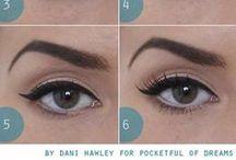 Eye Makeup / by Taylor Barnes