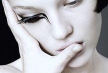 MAKE-UP / Make-Up inspirationen für meine Fotoshootings