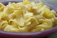 Home Cookin'... Noodles / ~ My weakness... noodles, yum! ~ / by Berry Homespun Primitives