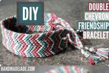 CRAFTS: friendship bracelets / by Karen Ziemkowski