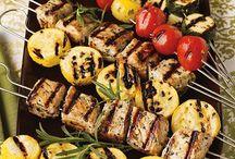 FOOD: grilling