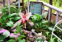 CRAFTS: fairy gardens
