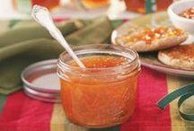 FOOD: jams and jellies