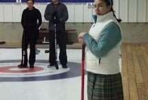 Curling / by Shannon Zwick