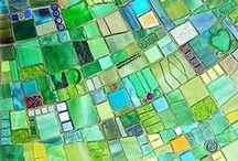 ART: mosaic / by Karen Ziemkowski