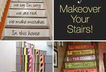 Staircase project / by Ladyhawk1623